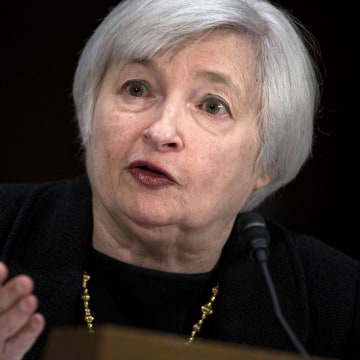 New Fed Chief Janet Yellen will tell Congress the U.S. economy is gaining traction