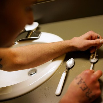Image: Vermont Battles With Deadly Heroin Epidemic