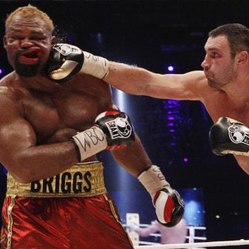 Image: WBC boxing champion Vitali Klitschko