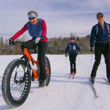 Image: fat bike