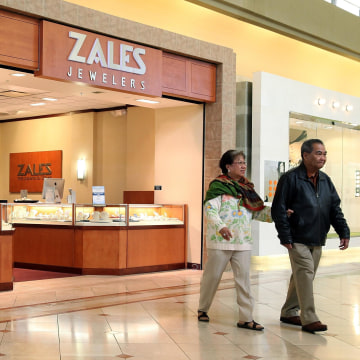 Signet Jewelers agreed to buy smaller rival Zale.