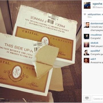 Cristal Instagram