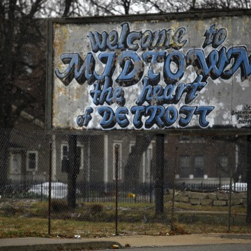Detroit laid out its blueprint Friday for how it will emerge from the largest municipal bankruptcy ever.