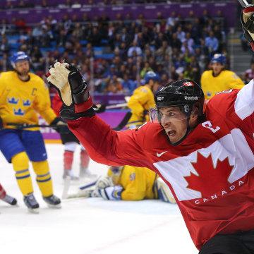 Image: Ice Hockey Gold Medal - Sweden v Canada