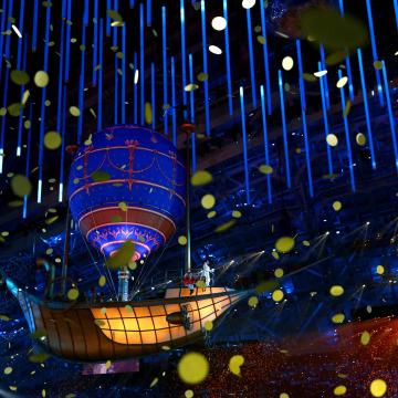 Image: 2014 Winter Olympic Games - Closing Ceremony