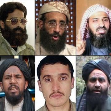 Image: Deceased al Qaeda members