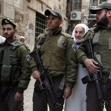 Image: ISRAEL-PALESTINIAN-CONFLICT-RELIGION-AQSA