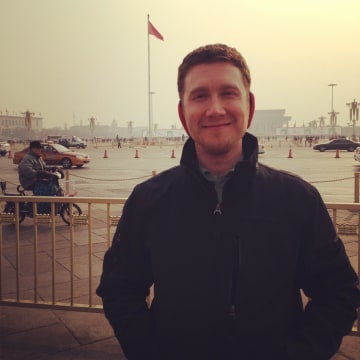 Howie Rappaport in China