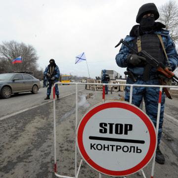 UKRAINE-RUSSIA-UNREST-POLITICS-CRIMEA