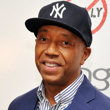 Image: Hip-hop mogul Russell Simmons