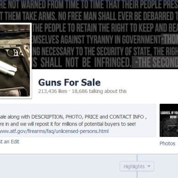 Guns For Sale Facebook Group