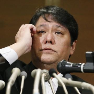 Image: Japanese composer Mamoru Samuragochi