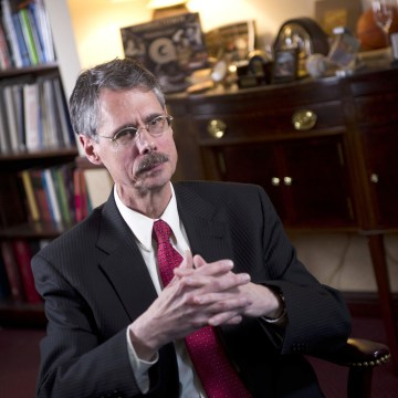 Image: Dr. Howard Federoff, professor of neurology