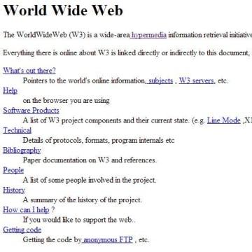 First Website