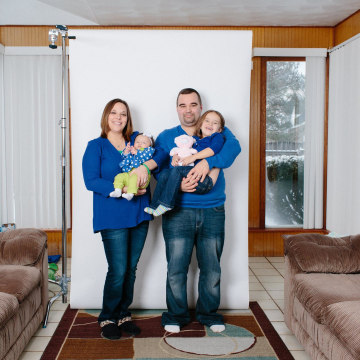 Image: The Slifka family