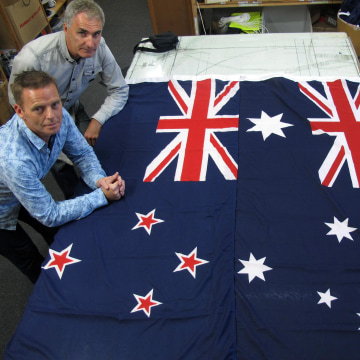 Image: New Zealand's flag