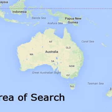 IMAGE: Map of search area