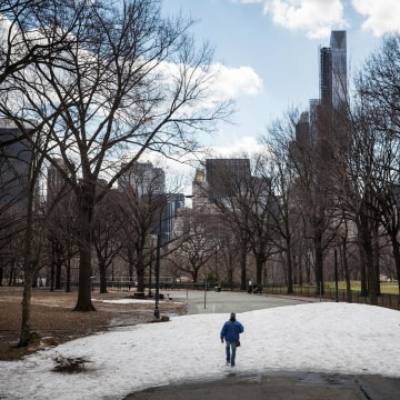 Image: First Day Of Spring Arrives After Extremely Harsh Winter