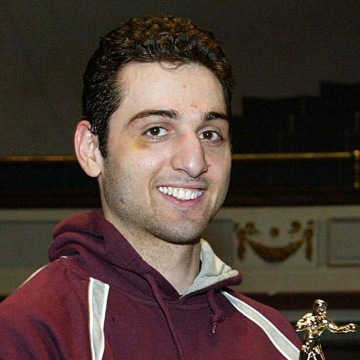 Image: Tamerlan Tsarnaev, a suspect in the Boston Marathon bombing