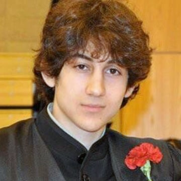 Image: Dzhokhar Tsarnaev, is charged in the Boston marathon bombing