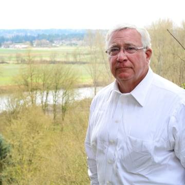 Image: Longtime Snohomish County Executive Bob Drewel.
