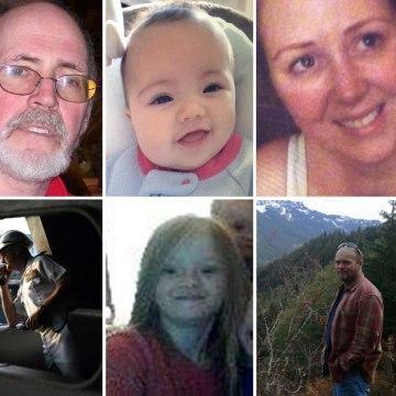 Image: Image: (L-R) Summer Raffo, William Welsh, Sanoah Huestis, Christina Jefferds, Linda McPherson, John Regelbrugge III, Kaylee Spillers, Stephen A. Neal