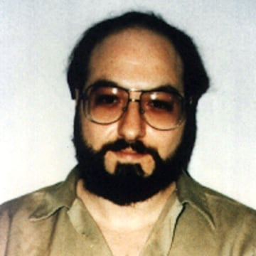 Image: Jonathan Pollard is pictured in this May 1991 file photo, six years after his 1985 arrest