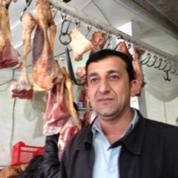 Image: Kabul butcher Mohammed Jaweed