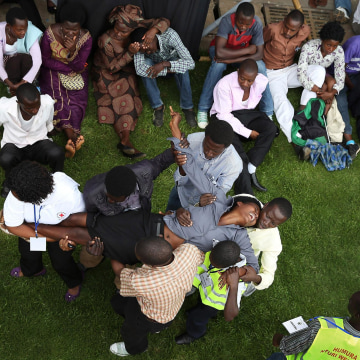 Image: Rwanda Commemorates The Country's 1994 Genocide