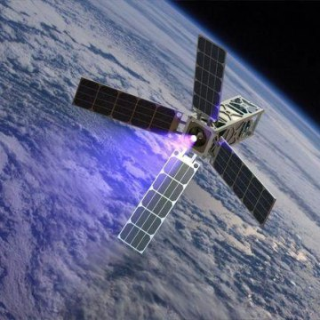 Image: CubeSat Ambipolar Thruster system