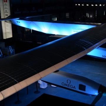 Image: Solar Impulse 2