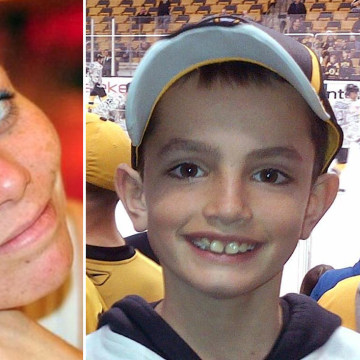 Image: (L-R) Lu Lingzi, Krystle Campbell, and Martin Richard were killed in the Boston bombing