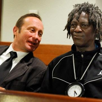 Image: Flavor Flav in court