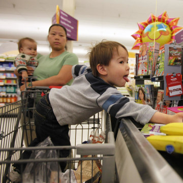 Food and rent prices increased last month, offsetting lower gasoline prices, the Labor Department says.