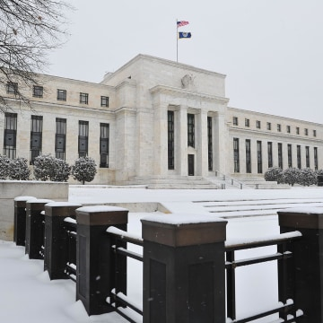 The economy is thawing out from the deep freeze of winter, with activity modest to moderate in eight of the Fed's 12 districts.