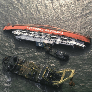 25 Years Since The Capsizing Of The 'Herald Of Free Enterprise'