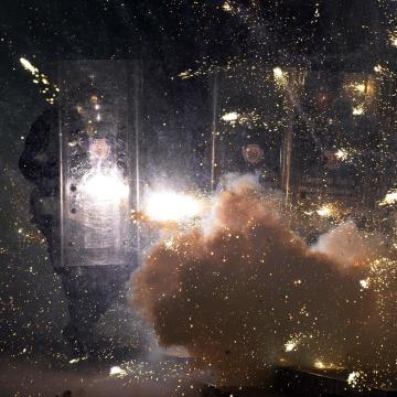 Image: VENEZUELA-POLITICS-OPPOSITION-PROTEST