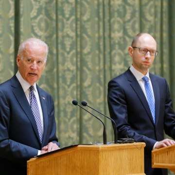 Image: US Vice President Joe Biden visits Ukraine
