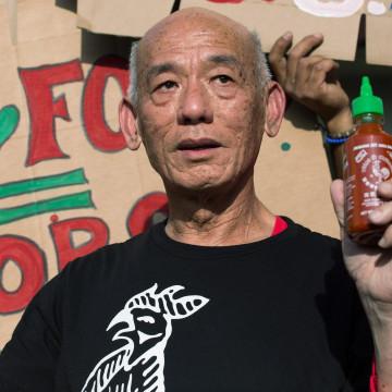 Image: Huy Fong Foods owner David Tran