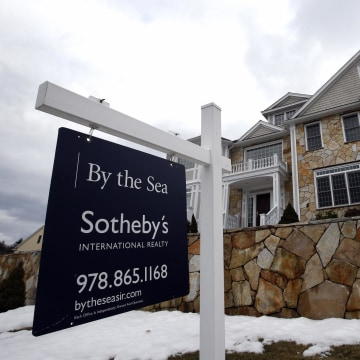Home Sales Contracts Rise For St Time In Nine Months  Nbc News