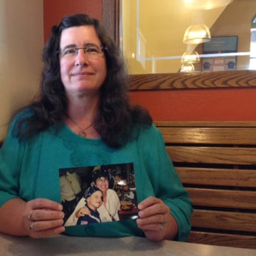 Image: Kat, Garrett Bryant's mother