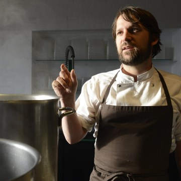 Rene Redzepi, chef and co-owner of the restaurant Noma.