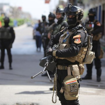 Image: IRAQ-VOTE-SECURITY