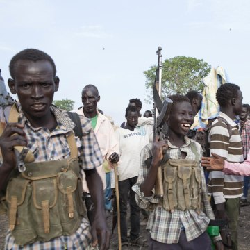 Image: SSUDAN-UNREST