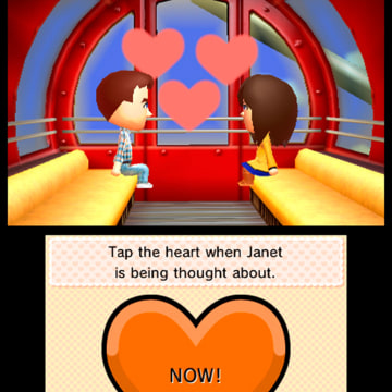 "Image: Screenshot from the video game ""Tomodachi Life"""