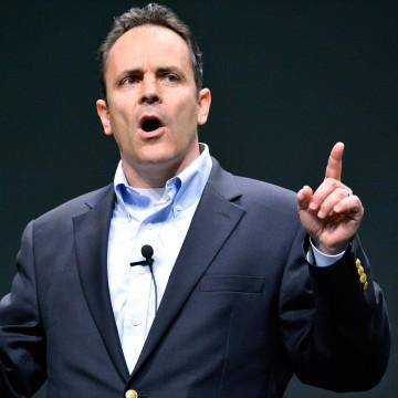 Image: U.S. Senate candidate Matt Bevin (R-Ky)