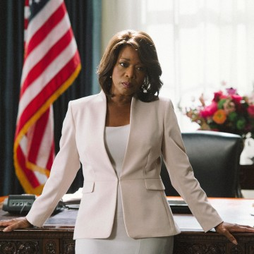 Image: Alfre Woodard as President Constance Payton