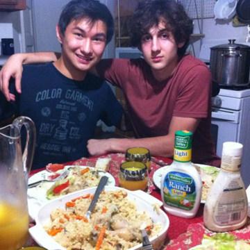 Image: Kadyrbayev, left, with Boston Marathon bombing suspect Dzhokhar Tsarnaev.
