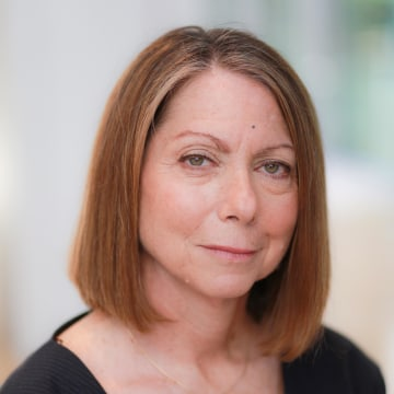 Image: Jill Abramson, The New York Times' executive editor, in New York.