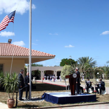 U.S. embassy in Tripoli